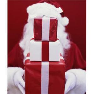 Presents and Santa