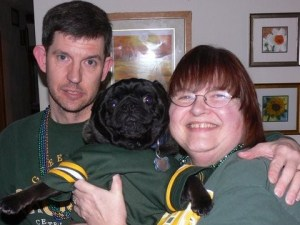 The Packer Gang on Game Day