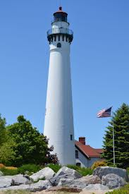 Windpoint Light House on the North Shore
