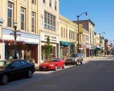 Downtown Main Street