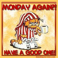 Garfield and Monday