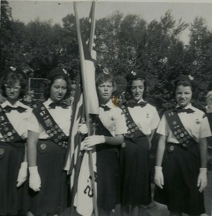 Deb Degroot, Gloria Milkie, Mary Mueller, Cathy Zugich & Joyce Milkie